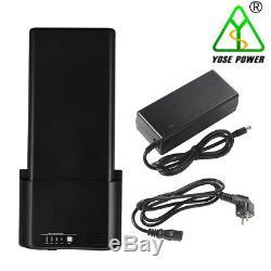 36V12.8Ah 474Wh Ebike Batterie Vélo Electrique Lithium Battery pour Porte-bagage