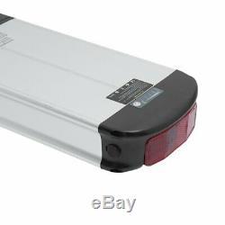 48V15Ah E-Bike Batterie Vélo Electrique Lithium avec Porte-Bagage pour V-Frein