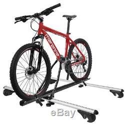 4 Porte-Vélos Barres de Toit pour Vélo Vélo Galerie à Chargement