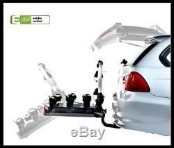 Atera 022701 Strada Evo 3 AHK Porte-Vélos Support Arrière pour 3 Roues ou