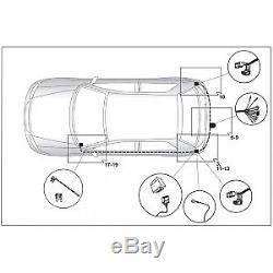 Attelage Toyota Auris Hybride pour porte-vélos (03/07-01/13) RDSOH