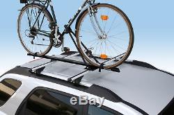 Barre de toit avec porte-vélo pour Kia Sportage 2010-2016 With Roof Rails