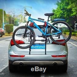 Blueshyhall Porte-Vélos Arrière Sans Embrayage Pour Vélo Avec Sangles Style 2