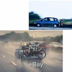 Blueshyhall Porte-vélos avec sangles, Porte-vélos arriére pour voiture