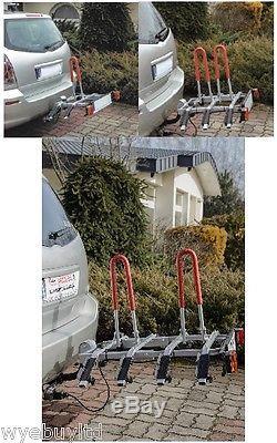 Boule d'attelage montage Cycle PORTE POUR 2,3,4 vélo bicyclette plateforme