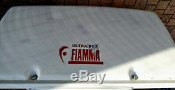 COFFRE POUR PORTE VELO FIAMMA ULTRA-BOX 500 LITRES 147x70x53 CM camping car PR2