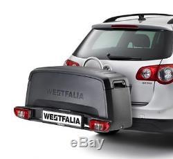 Coffre Sur Attelage / Plateforme Pour Porte Velos Westfalia Portilo