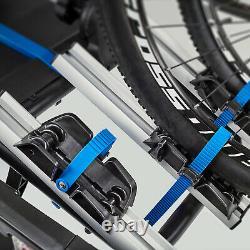 Cruz Pivot 4 Porte-Vélos Pour Attelage de Remorque avec Éclairage