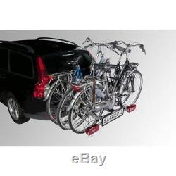 EUFAB Porte-vélos plateforme pour 3 vélos Saffier