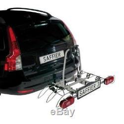 EUFAB Porte-velos plateforme pour 3 velos Saffier