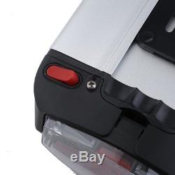 E-Bike Batterie 36V 13Ah 481Wh Li-Ion pour Vélo chargement Porte SUPPORT Clé