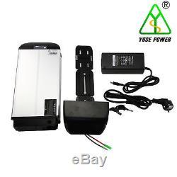 E-Bike Batterie Vélo Electrique Lithium-ion 36V13Ah 481Wh pour Porte-Bagage