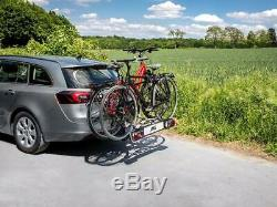 Eufab 11510 Porte-Vélo Jake 2 Vélos Pour Remorque