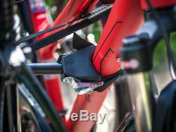 Eufab Ambre 4 Porte-Vélos pour 4 Vélos Voiture Galerie, Attelage de Remorque AHK