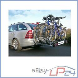 Eufab Porte-vélos Bike Four 11437 Pour Attelage De Remorque