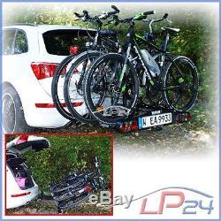 Eufab Porte-vélos Premium III Pour Attelage De Remorque E-bike