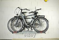 Fischer 18092 Porte-Vélos Pour 2 Vélos, Installation Sur Le Toit