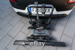 Fischer Pêcheurs 126001 D'Embrayage Porte-Vélos Proline Evo Pour 2 Vélos Ou