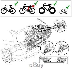 Ford Ecosport Bj. Ab 2014 Porte-Vélos Hayon pour 2 Vélos Heckträg