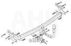 Hyundai i10 II IA/BA 5P pour porte-vélos de 18 Attelage fixe+faisc. 7b uni
