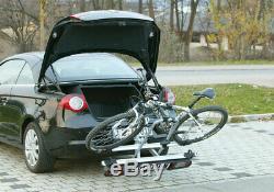 La Grille Est Porte-Vélos pour Attelage de Remorque Pliant 2 75351