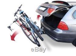 Menabò Course 2 porte-vélos pour timon pliable 2 roues