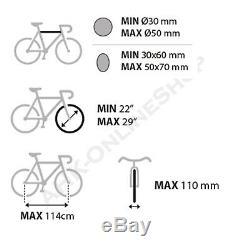 Menabo Polaris 2 Fatbike Porte-Vélos pour Hayon 2 Roues Tüv GS Galerie
