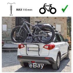 Menabo Polaris 2 Grand Vélo Porte-Vélos pour Hayon 2 Roues Tüv Gs Galerie