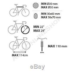 Menabo Polaris 3 Fatbike Porte-Vélos pour Hayon 3 Roues Tüv GS Galerie