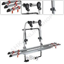 Menabo Steel Vélo Porte-Vélos pour Hayon Heckklappenträger 2 Roues Tüv GS