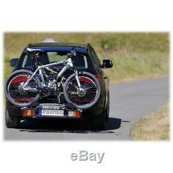 Menabo Winny Plus Porte-Vélos pour Attelage de Remorque 3 Roues Tüv Gs