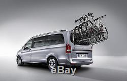 Mercedes-Benz Porte-vélos arrière pour Hayon Vito classe v BR447 Marco Polo