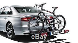 ORIGINAL AUDI Porte-vélos Support arrière pour embrayage de remorque, pliable