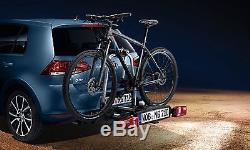 ORIGINAL VW Porte-vélos pour crochet remorque pour 2 vélos NOUVEAU transporter