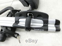 Orig. Bagages de Toit Support Base Rails et 2x Porte-Vélos Proride 598 Pour