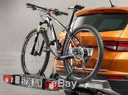 Original Seat Support Vélo pour Embrayage de Remorque AHK Galerie, Porte-Vélos