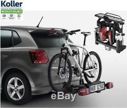 Original VW Porte-Vélos pour Dispositif D'Attelage, 2 Vélos 3c0071105b