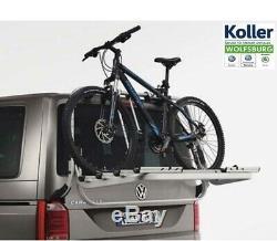 Original VW Porte-Vélos pour Hayon Électrique 7e0071104a