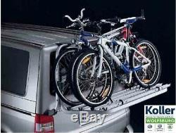 Original VW Porte-Vélos pour le Hayon, Max. 4 Vélos 7h0071104