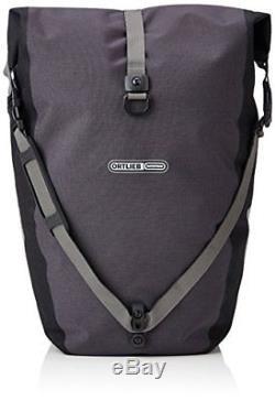 Ortlieb Back-Roller Plus QL2 Sacoche pour Porte Bagages Vélo pour (Noir)