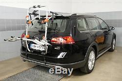 PORTE-VELOS SUR COFFRE/HAYON-2 VELOS FIXATION ARRIERE pour Nissan Leaf 12