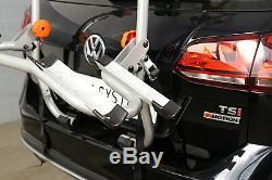 PORTE-VELOS SUR COFFRE/HAYON-2 VELOS FIXATION ARRIERE pour Nissan Note 13