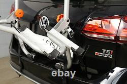 PORTE-VELOS SUR COFFRE/HAYON-2 VELOS FIXATION ARRIERE pour Subaru Justy 98-02