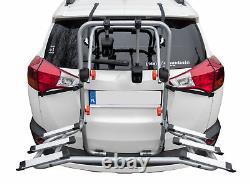 PORTE-VELOS SUR COFFRE/HAYON-3 VELOS FIXATION ARRIERE pour Nissan Almera Tino