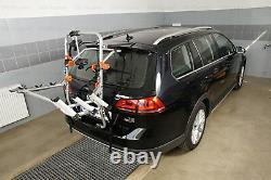 PORTE-VELOS SUR COFFRE/HAYON-3 VELOS FIXATION ARRIERE pour Nissan Qasqhai 07-13