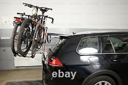 PORTE-VELOS SUR COFFRE/HAYON-3 VELOS FIXATION ARRIERE pour Subaru Impreza 01-06