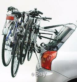 Peruzzo 6248 Porte-Vélo Arrière De Voiture Homologué Capacité Pour 3 Vélos