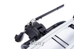Pliable porte-vélos sur attelage pour 3 vélos DGH System STORM 3 45 kg