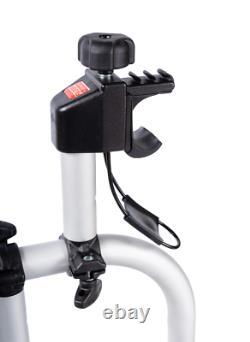 Pliable porte-vélos sur attelage pour 3 vélos Fabbri Bici Exclusive Deluxe 3