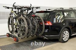 Pliable porte-vélos sur attelage pour 4 vélos Amos Giro 4 (13-PIN) 60 kg